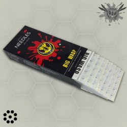 BIG WASP Pro Tattoo Needles Round Shaders 50 PCS