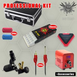 Tattoo Kit for Professionals