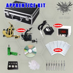 Apprentice Tattoo Kit for New Beginners