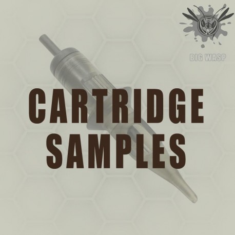 Sample Pack of BIG WASP Needle Cartridges - BIG WASP Tattoo ...