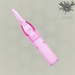 Pink Big Wasp Disposable Tattoo Tips